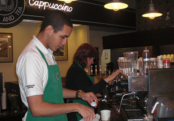 starbucks staff web Starbucks Are Now Offering Employees Help Towards Housing Deposits