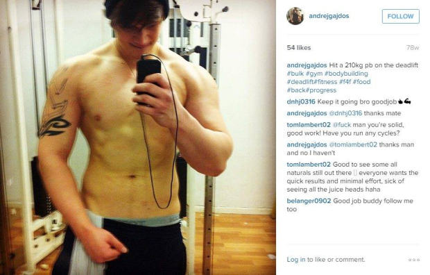 UNILADs Teenage Bodybuilder With Dreams Of Being Like The Rock Died After His Heart Burst image