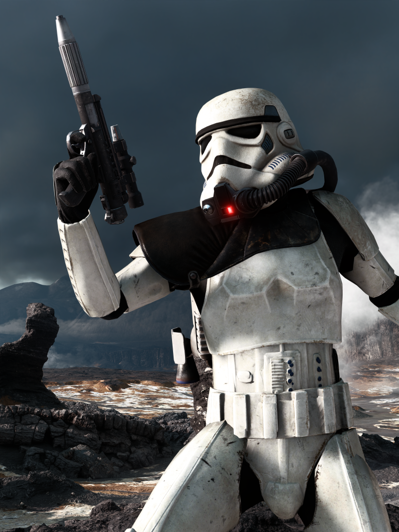 UNILAD 14717688238700605817 These Fan Made Star Wars Battlefront Screenshots And Cinematic Are Incredible
