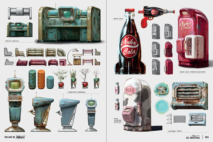 UNILAD 2957277 1597828 Bethesda Have Released Some Absolutely Beautiful Fallout 4 Concept Art