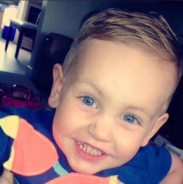 Parents Pay Tragic Tribute To Toddler Son Who Died After Choking On Grape UNILAD 5655