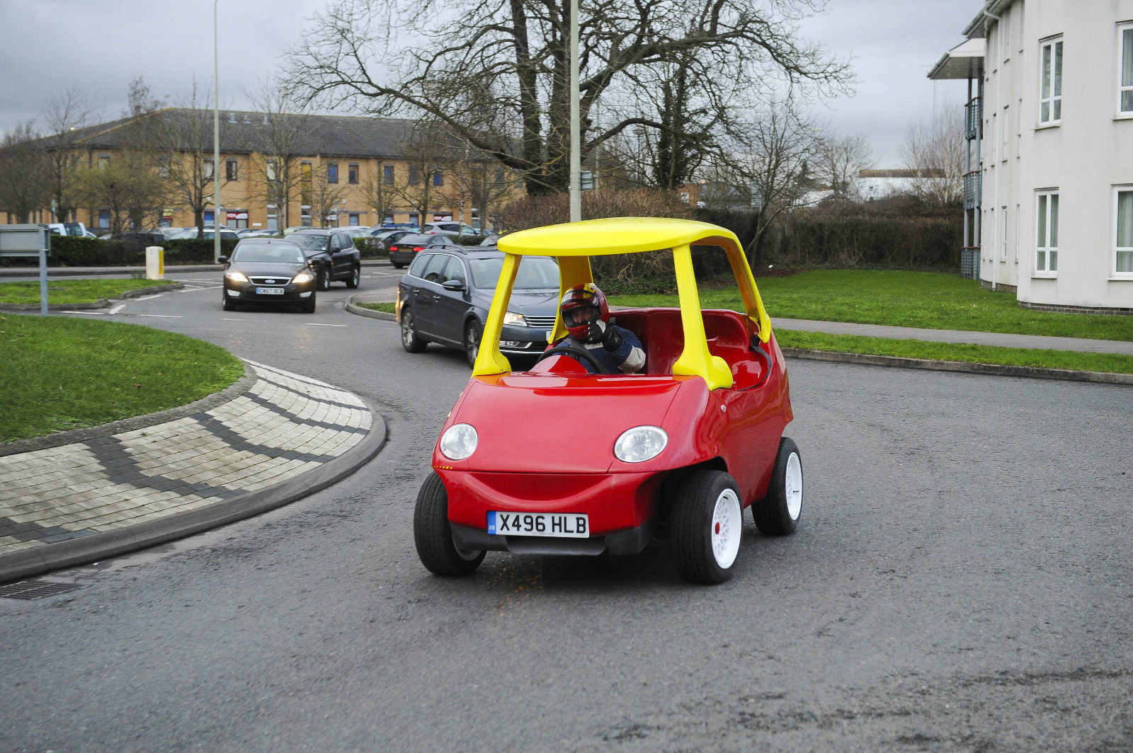 UNILAD 5799551 A Roadworthy Version Of Your Favourite Childhood Toy Car Is Now For Sale