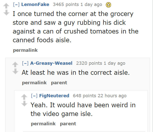 UNILAD 813 People Describe The Weirdest Things Theyve Caught Someone Doing