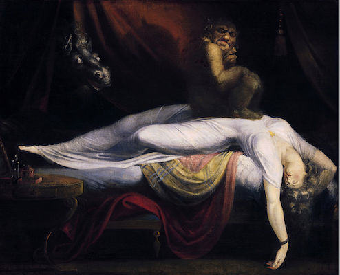 UNILAD John Henry Fuseli   The Nightmare3 What Are Your Experiences With The Sleep Paralysis Demon Like?