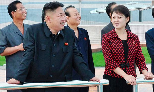 Dust Off Your Favourite Khaki Grey Frock, North Koreas Having A Massive Party!