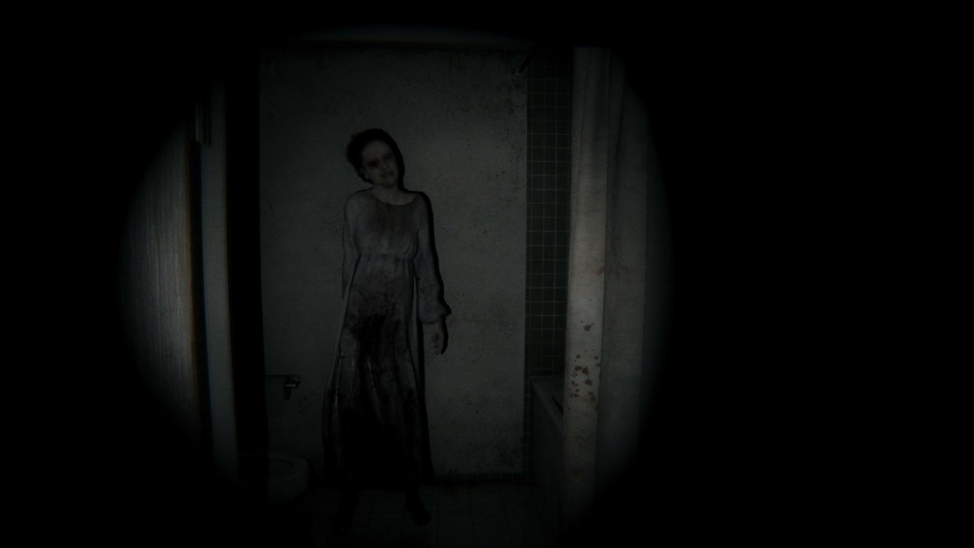 UNILAD P T Lisa Bathroom40220 Ten Of The Most Terrifying Games To Play This Halloween