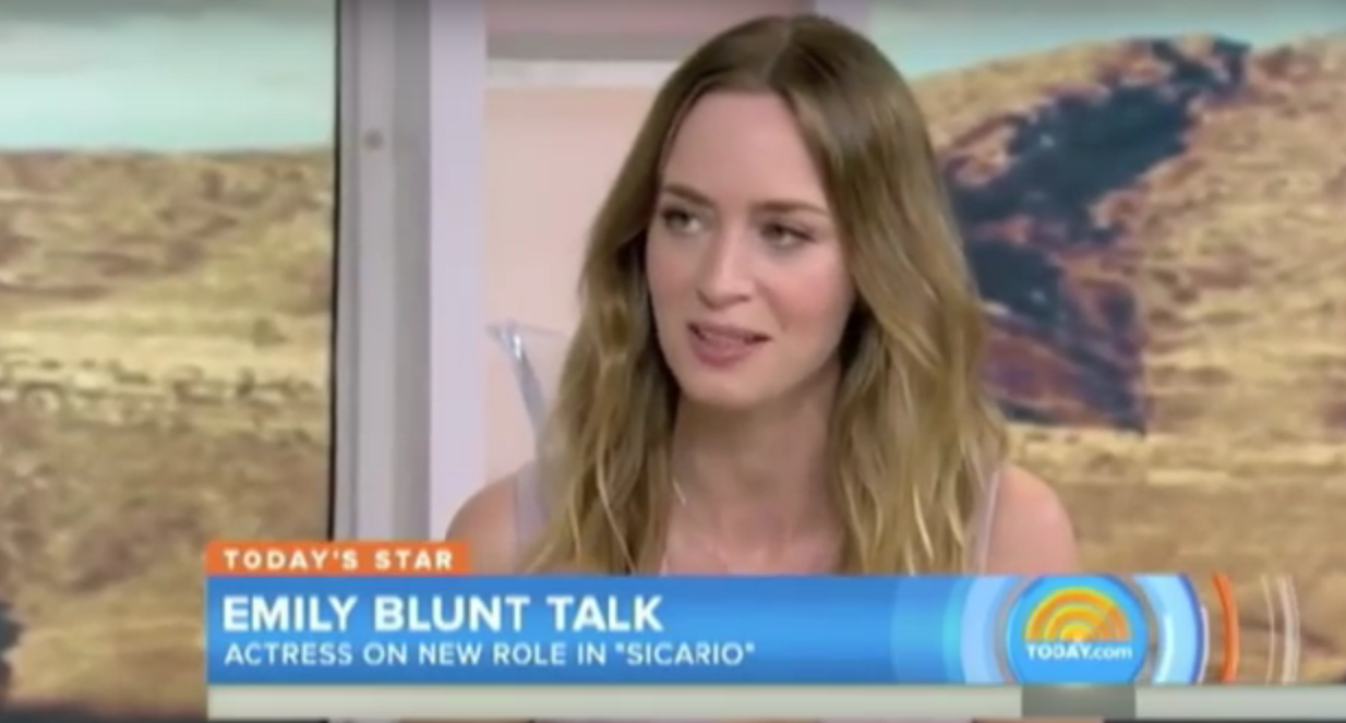 UNILAD Screen Shot 2015 10 02 at 01.03.286 Emily Blunt Makes Fair Point Referring To Donald Trump, Internet Furious, Obviously