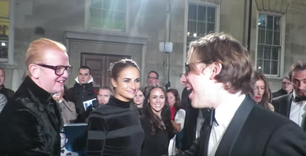 UNILAD Screen Shot 2015 10 28 at 08523983999 Guy Crashes Spectre Premiere In A Style James Bond Would Be Proud Of