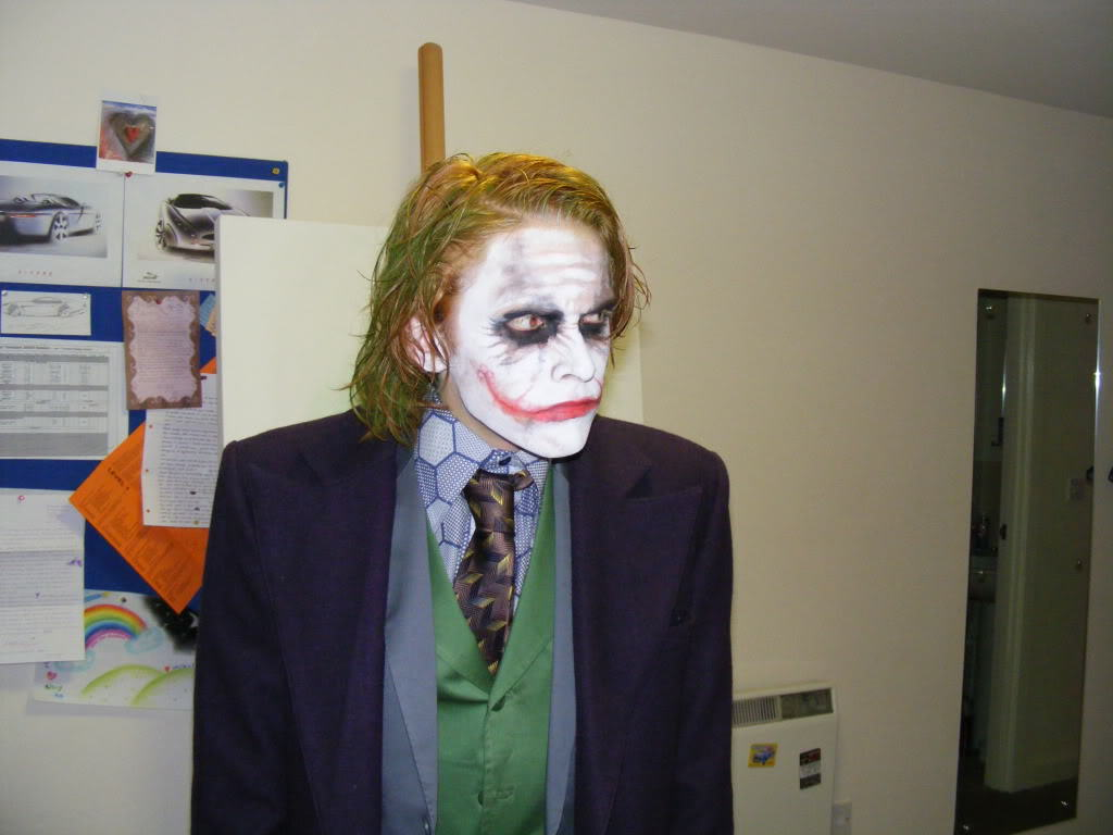 UNILAD TheJoker00232126 Here Are This Year's Most Predictable Halloween Costumes
