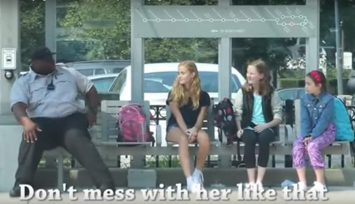 UNILAD Untitled 148655 Emotional Social Expermient Tests Whether People Would Help A Child Being Bullied