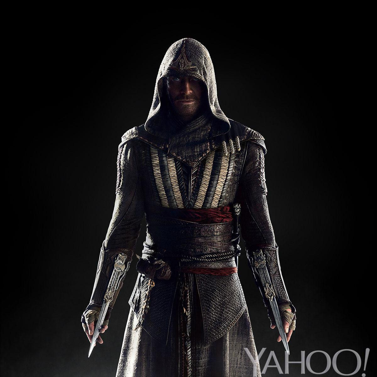 UNILAD assassinscreed fassbender.013 New Images Emerge From Set Of Assassins Creed Movie