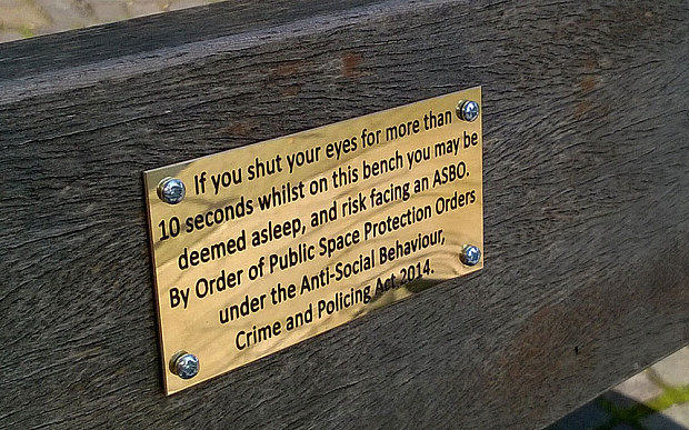 UNILAD comedy plaques if  3476506b58349 Council Remove Funny Spoof Plaques From Benches As They Might Offend People