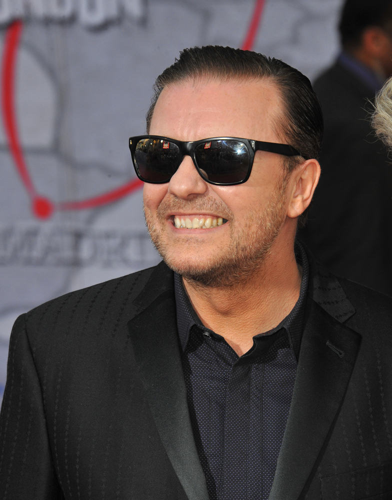 Ricky Gervais Uses Celebrity Profile To Save Hundreds Of Starving Dogs UNILAD dog417750