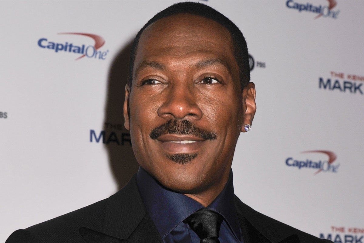 UNILAD eddie murphy27571 Eddie Murphys First Onstage Joke In 28 Years Was About Bill Cosby