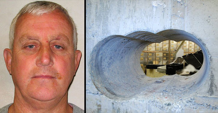 Hatton Garden Robber To Lead Police To Stashed £20Million Loot UNILAD hatton1969876369