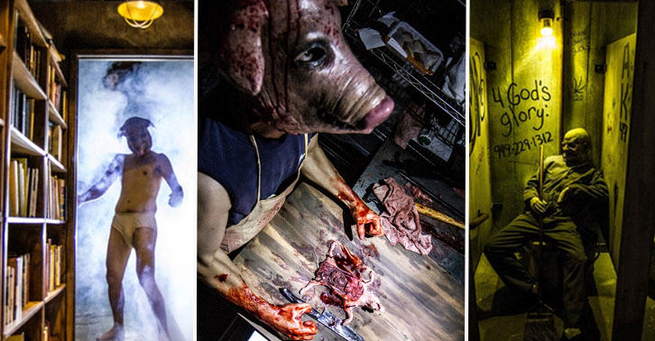 UNILAD horror13 Haunted House Is So Scary You Have To Sign A Waiver To Enter