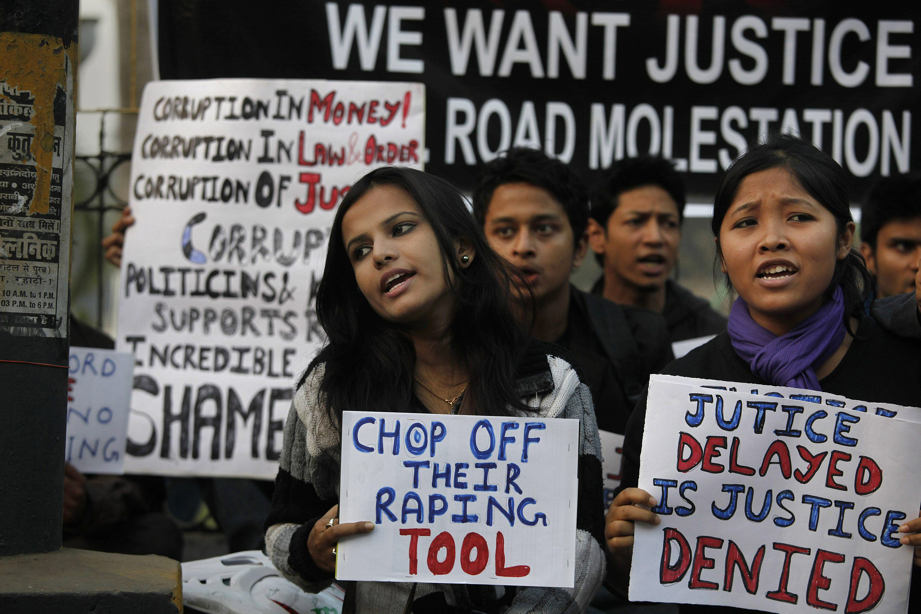 UNILAD india rape 158365 Teenage Girl Beheads Rapist's Five Year Old Son In Revenge For Attack