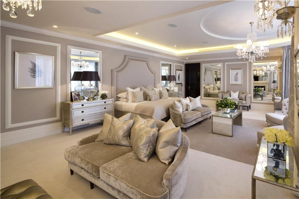 guest room ideas in attic - This £32 Million London Mansion Is Disgustingly Luxurious