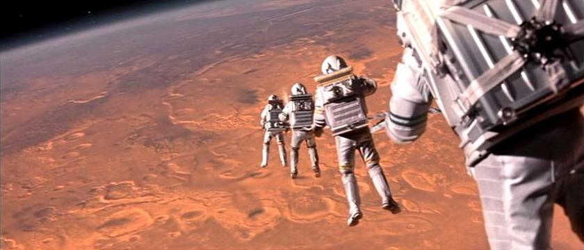 UNILAD missmarsrev3 NASA Announce Plans To Have Humans Living On Mars In Near Future