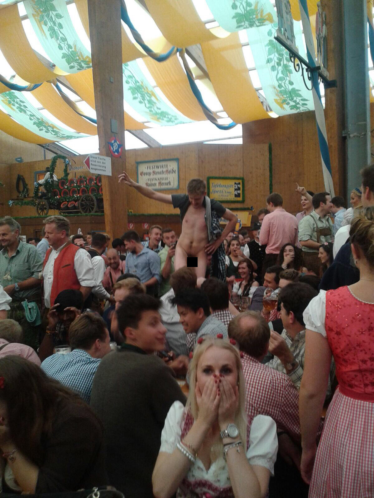 UNILAD okt177079 The Classic And Messy Moments Of Oktoberfest 2015 (NSFW)