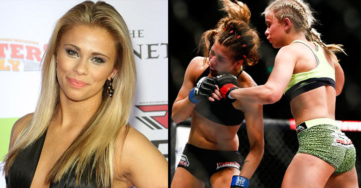 This Girl Could Be The Next Ronda Rousey, Watch Her Fight UNILAD paige411