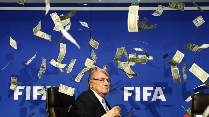 Sepp Blatter Claims Russia Was Given World Cup Before Vote UNILAD sepp cash32540
