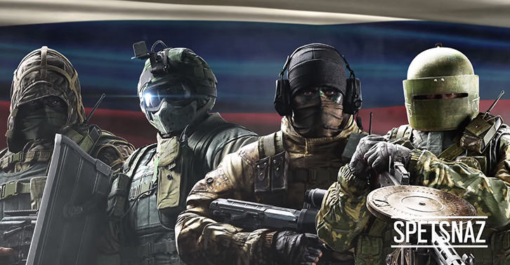 Rainbow Six Siege Officially Goes Gold, New Spetznaz Operator Trailer Released UNILAD siege231580608