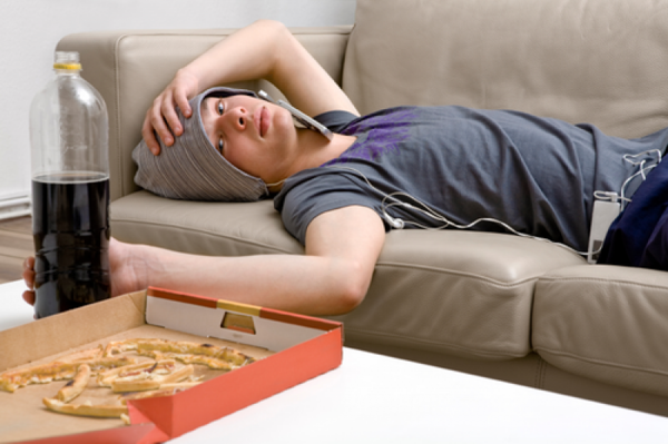 UNILAD sit down 17 Lazing Around May Not Actually Be Bad For Your Health, Apparently