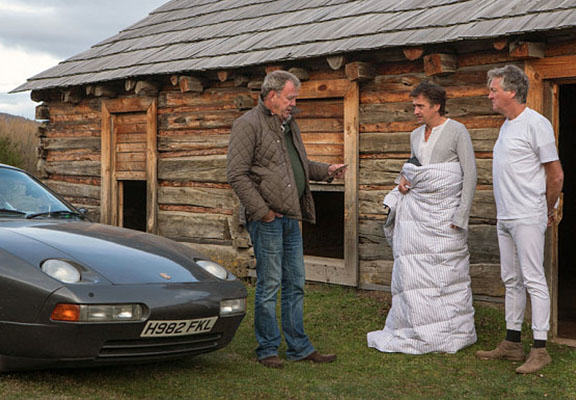 Top Gear Emails Reveal Behind The Scenes Chaos Between BBC And Argentinian Officials