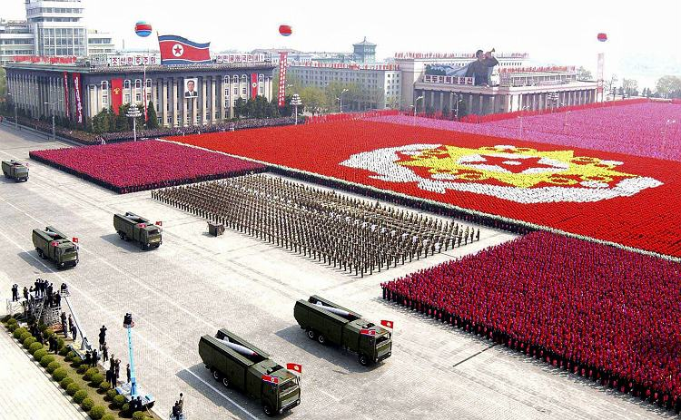UNILAD tumblr5 Dust Off Your Favourite Khaki Grey Frock, North Koreas Having A Massive Party!