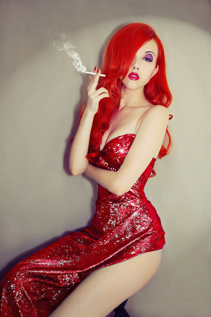 Meet Helen Stifler, The Queen Of Cosplay UNILAD why don t you do right  jessica rabbit  by helen stifler d6ixo7i2