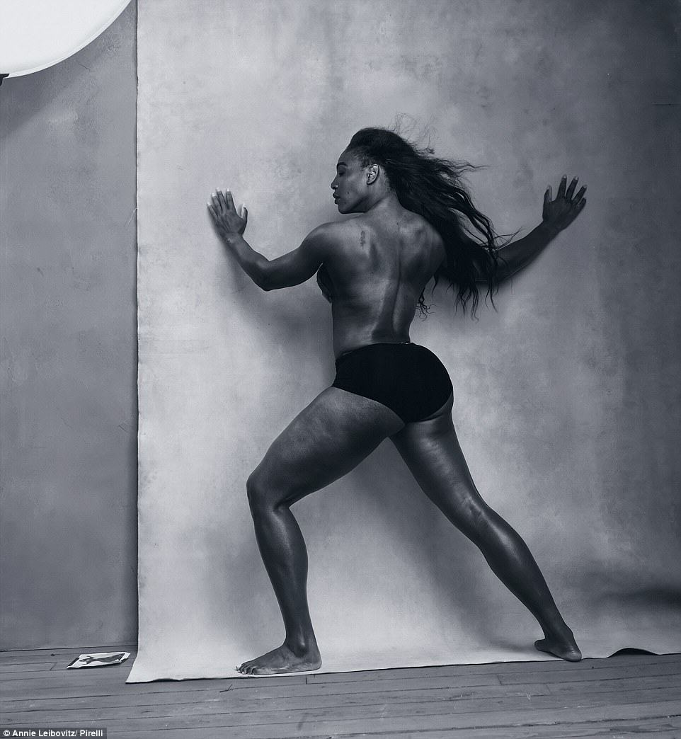Pirelli Have Gone In A Different Direction For Their 2016 Calendar 18