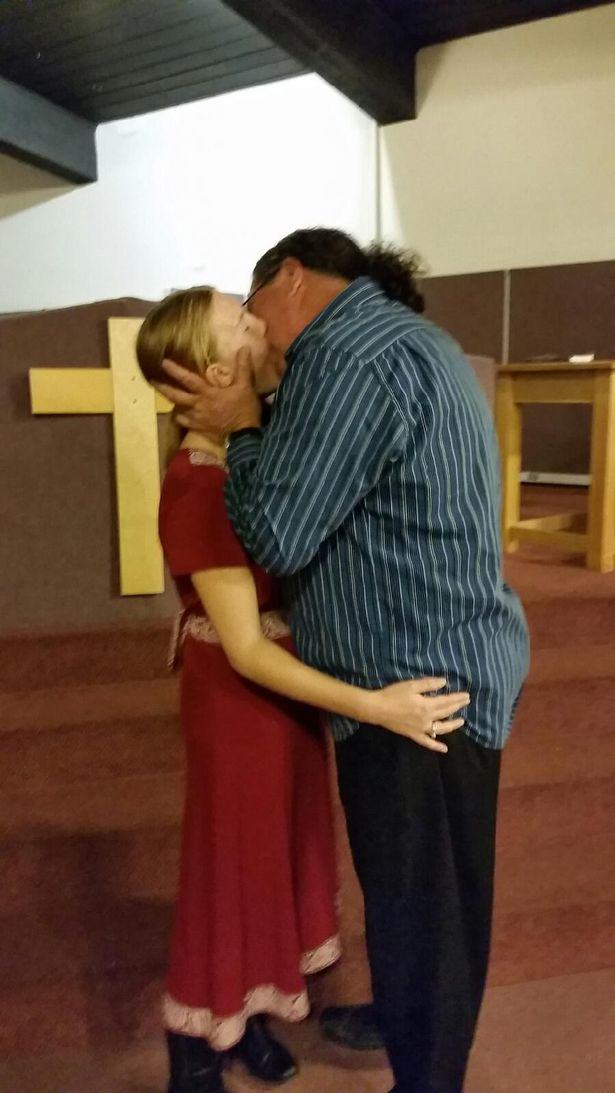 Former Mafia Enforcer, 60, Marries Teenage Girlfriend   With Wifes Blessing 27