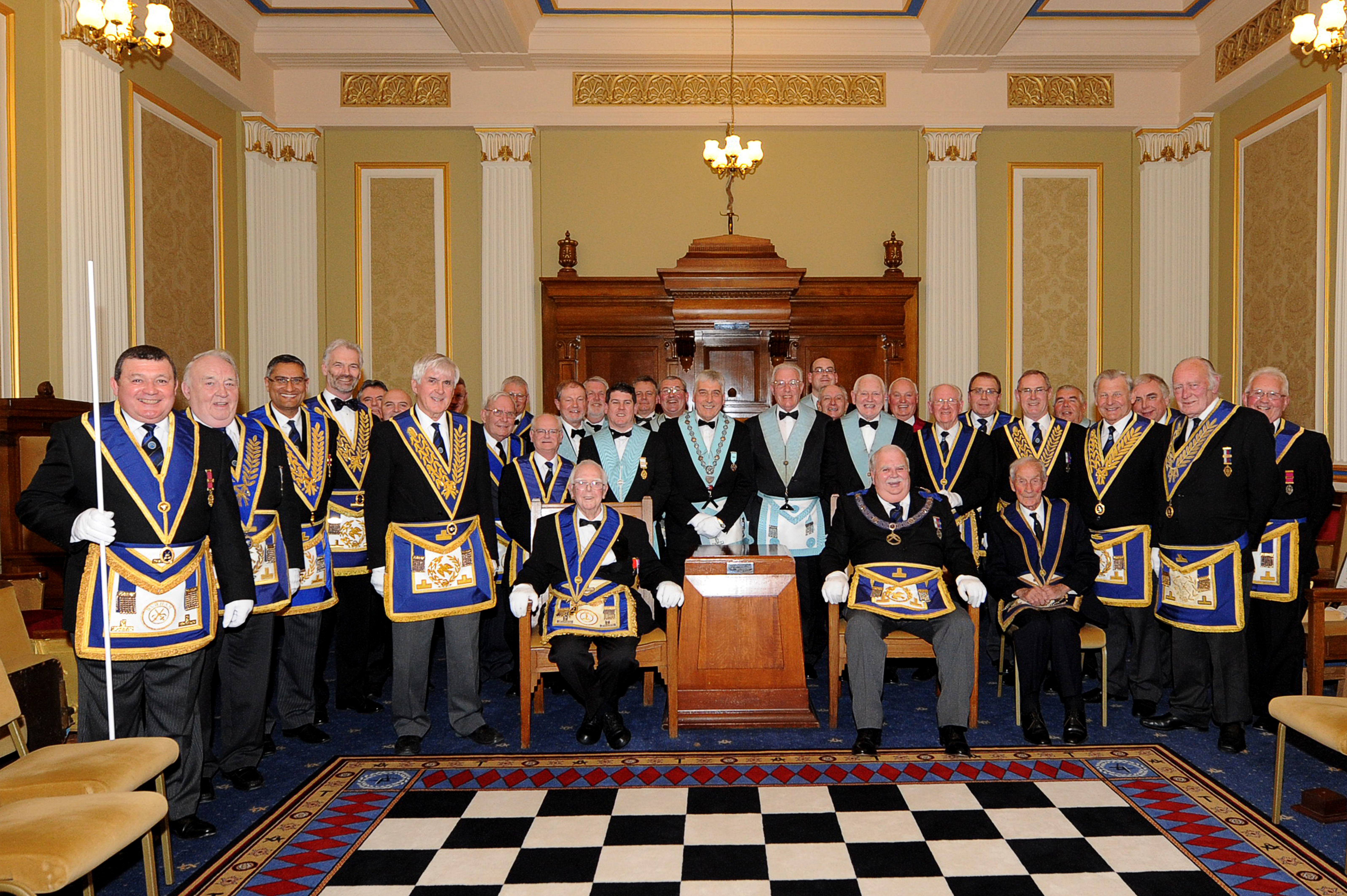 AMITYLODGEORG Secret Archive Reveals Freemasons Might Be More Powerful Than Ever Imagined