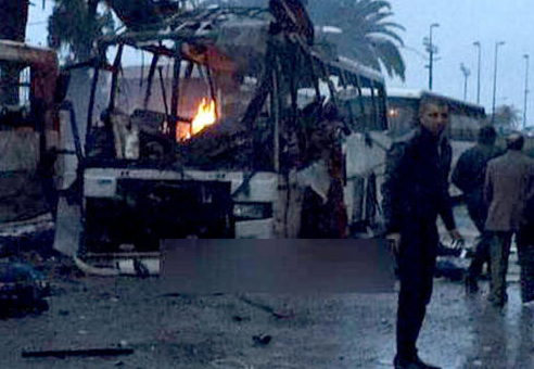 Screen Shot 2015 11 24 at 22.17.30 Suicide Bomber Kills At Least 11 Members Of Tunisias Presidential Guard
