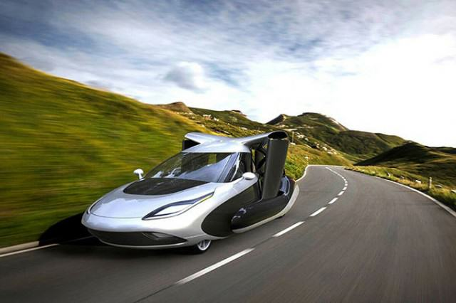 Terrafugia new Flying Car The Terrafugia TFX 640x426 Inventions We Want To See Created This Year