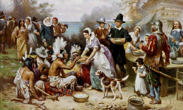 Everything You Need To Know About Thanksgiving %name
