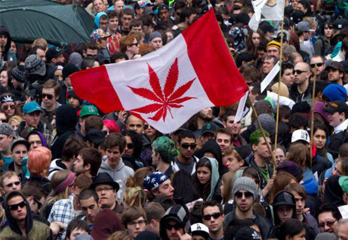 UNILAD 00 20 van 420 1 canadianpress.jpg.size .xxlarge.promo 6607 Canada Set To Legalise Weed, Renounce Religion And Reduce Guns