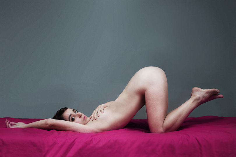 Photographer Takes Surreal Nudes To Explore Her Everyday Thoughts UNILAD 118912