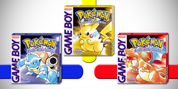 UNILAD 2965045 gotta54962 Pokemon Red, Blue And Yellow Are Coming To Nintendo 3DS