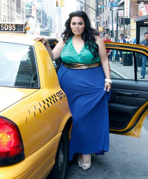 UNILAD 5638b1c6dfdf654660 Plus Size Model Loses 200lbs After Embarrassing Incident On Flight