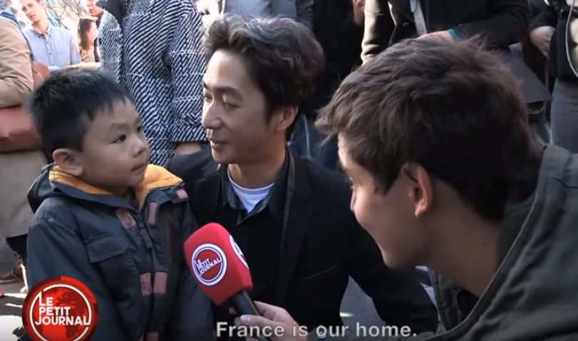 UNILAD France142552 Father And Son Discussing The Paris Attacks Will Melt Your Heart