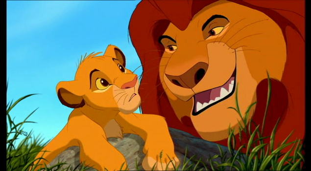 UNILAD Mufasa Simba mufasa and simba 17932613 635 35031819 Advice Every Guy In His Twenties Would Give Their Younger Self