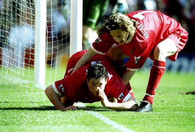 UNILAD Robbie Fowler snorting the line44107 Advice Every Guy In His Twenties Would Give Their Younger Self