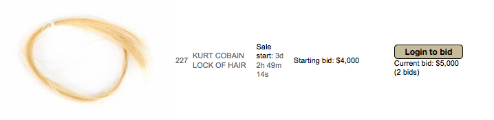 UNILAD Screen Shot 2015 11 04 at 15.10.431396 Kurt Cobains Hair And Personal Items Are Being Sold At Creepiest Auction Ever