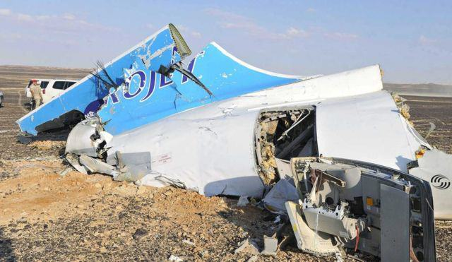 UNILAD Sinaicrash58641 640x371 Russian Government Confirm Sinai Plane Disaster Caused By Terrorist Bomb Onboard