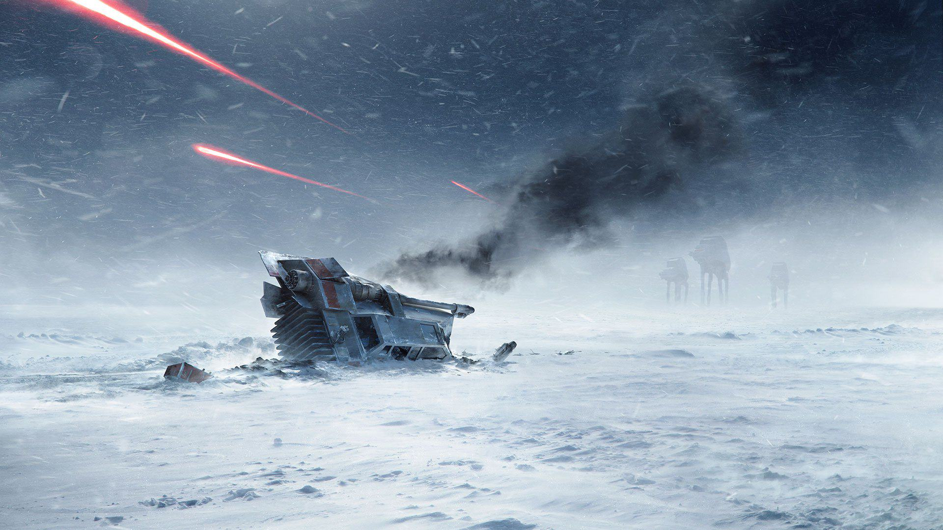 UNILAD battlefront574439 Star Wars Battlefront DLC Will Include New Universes, Weapons And More