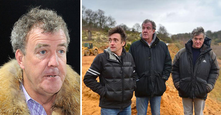 Top Gears Former Script Editor Didnt Like Jeremy Clarksons Diva Attitude UNILAD clarkson book 3245665124