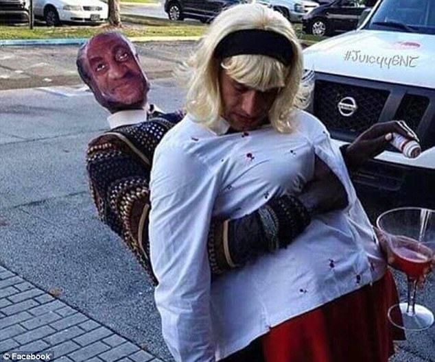 The Worst And Most Offensive Halloween Costumes Of 2015 UNILAD cosby98105