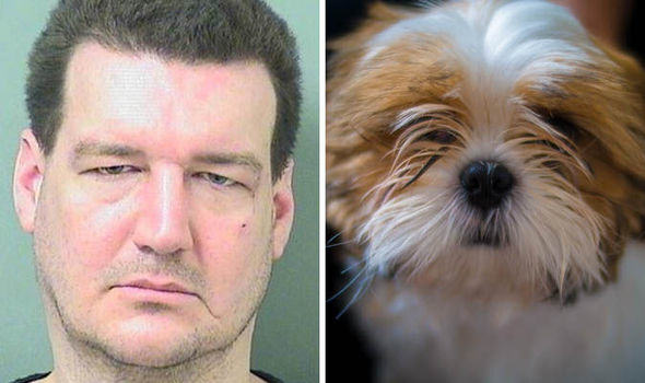 UNILAD de13316 Man Bites Dog And Ends Up In Jail, Obviously From Florida